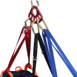 Traverse Rescue Stretcher Color Coded Straps